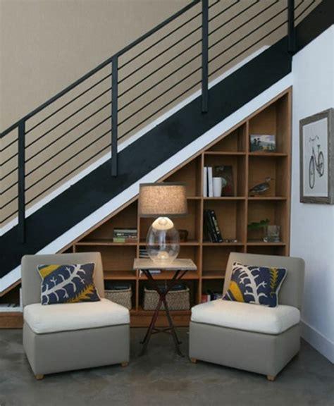 amenagement coin cuisine quel meuble sous escalier choisir