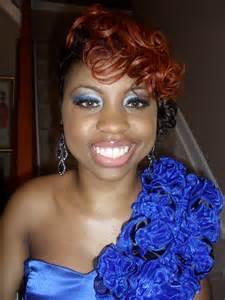 Black Girls Prom Makeup Looks