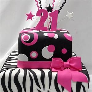 Birthday Cakes Images Beautiful Elegant 21st Birthday
