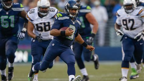 seahawks  chargers final score quarterbacks