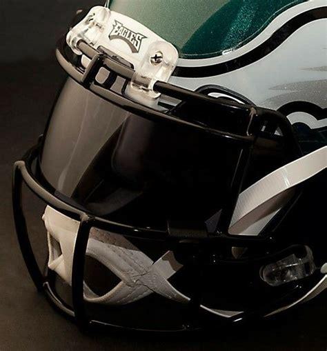 custom philadelphia eagles nfl oakley football helmet