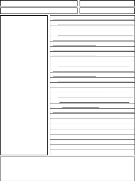 cornell notes template  edit fill sign