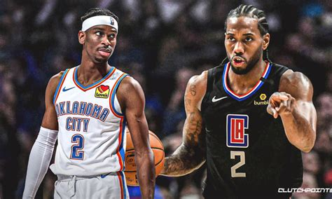 NBA odds: Thunder vs. Clippers prediction, odds, pick, and ...