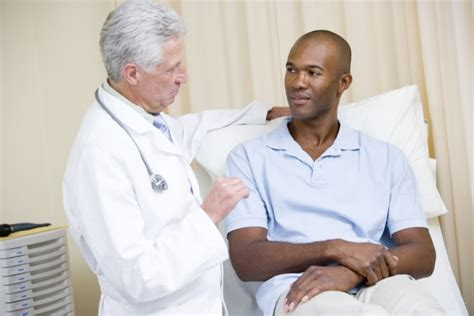 Talking To Doctor Presents Challenges For African Americans