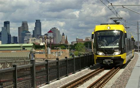 light rail minneapolis in light rail fight one person s swland is another s