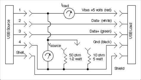 Usb Mouse Wiring Diagram Power by Color Designation Light Schematic Circuit Wiring Schematic