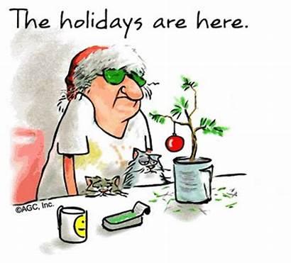 Christmas Clip Funny Clipart Maxine Google Cartoons