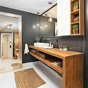 Armoire Salle De Bain Bois : l armoire de toilette quel design choisir et quel mat riau ~ Melissatoandfro.com Idées de Décoration