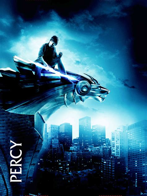 Percy Jackson Trailer