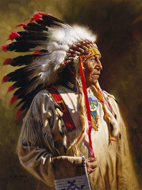 indios americanos historia caracteristicas vestimenta