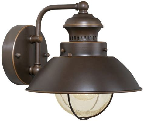 vaxcel lighting ow21581bbz nautical transitional outdoor