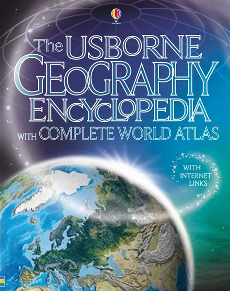 geography encyclopedia  complete world atlas