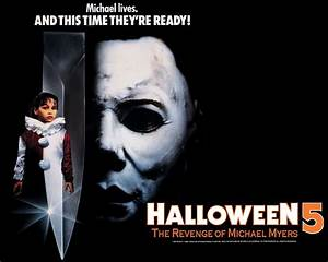 Halloween 5 : The Revenge of Michael Myers images ...