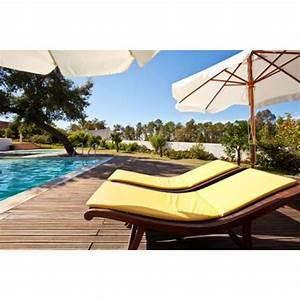 Chaise Longue Piscine : chaises longues de piscine d tendez vous confortablement ~ Preciouscoupons.com Idées de Décoration