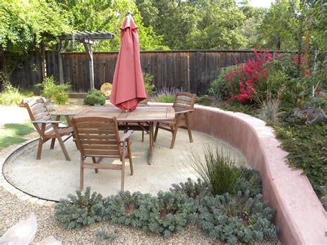 decomposed granite patio decomposed granite dg a new improved stabilizer the