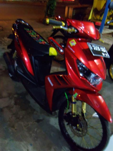 Modifikasi Motor Soul Gt Velg 17 by Soul Gt Modifikasi Velg 17 Thecitycyclist
