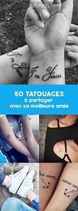 Tattoo Amitié : 50 tatouages partager avec sa meilleure amie jolis ~ Melissatoandfro.com Idées de Décoration