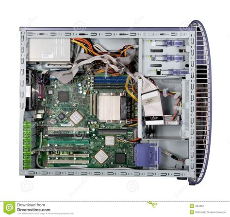 laptop repairing service royalty free stock photography computer inside image 464467