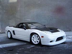 Honda NSX miniature type r blanche Motormax 1/18 - Voiture ...