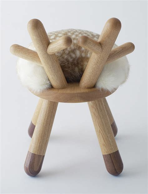 style chambre chaise bois deco chambre enfant 2