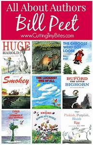 All About Authors- Bill Peet | What Can We Do With Paper ...