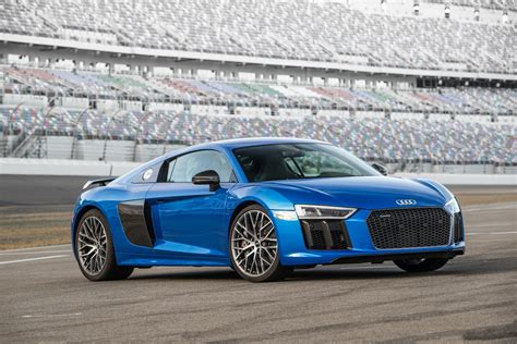 2017 Audi R8 V10 Plus Review Lap At Daytona Motor Trend