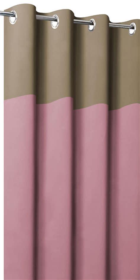 rideaux occultants bicolores 224 t 234 te grise nombreuses