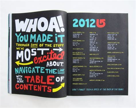 167 best table of contents images on pinterest magazine layouts editorial design and