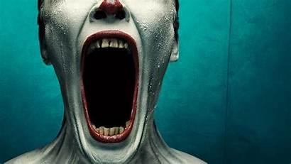 Horror American Story Wallpapers Desktop Tv 4k