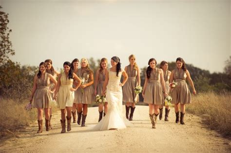 Vintage Country Style Wedding