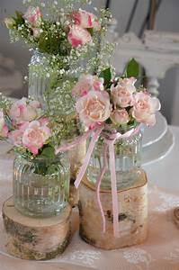Vasen Dekorieren Tipps : wundersch nes trio aus drei unterschiedlich hohen holzst mmem zum dekorieren mit vasen und ~ Eleganceandgraceweddings.com Haus und Dekorationen