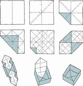 Anleitung Schachtel Falten : origami schachtel papier pinterest schachtel falten origami schachteln und schachtel ~ Yasmunasinghe.com Haus und Dekorationen