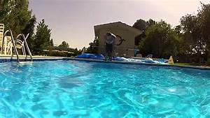 Funny Dive Into Camera Underwater GoPro Test In The