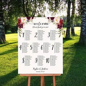 Plan De Table Mariage Gratuit : plus de 70 id es de plan de table original pour mariage r servez un accueil sp cial vos ~ Melissatoandfro.com Idées de Décoration