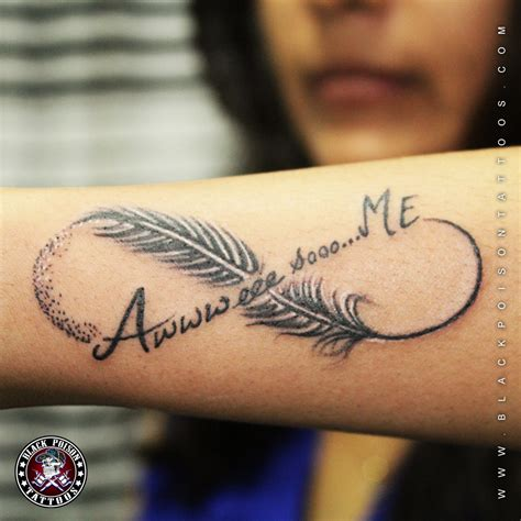Feather Tattoos And Its Designs Ideas Images And Meanings