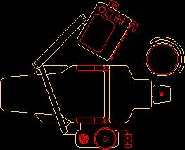 Dentist Chair 2D DWG Block For AutoCAD • Designs CAD