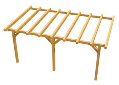 Carport Bauplan Holzbauplande