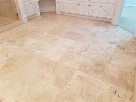 Travertine Floor Cleaning Frisco Tx  Travertine & Marble