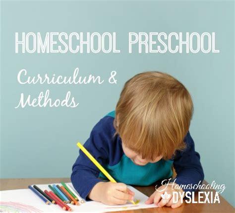 homeschool preschool curriculum and methods 757 | Homeschool Preschool FB