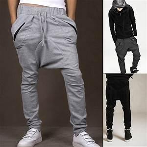 Free Drop Shipping Mens Adult Hip Hop Baggy Harem Pants ...