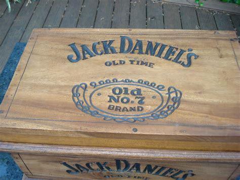 jack daniels wooden teak box catawiki