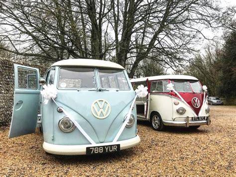 Vw Campervan For Wedding Hire In Crawley, West