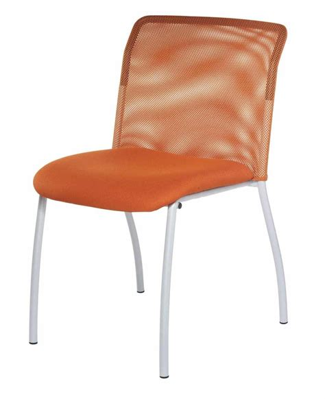 chaise reunion chaise de bureau avec dossier filet ermont