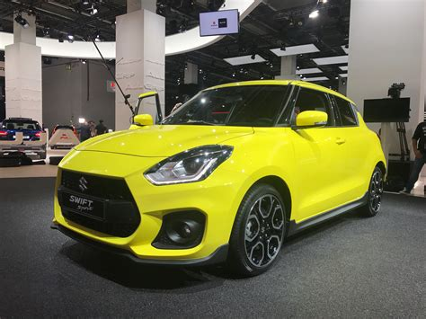 2018 Suzuki Swift Sport Details  Photos Caradvice