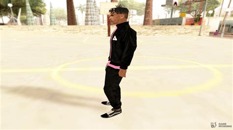 Xxxtentacion By Dapo Show For Gta San Andreas