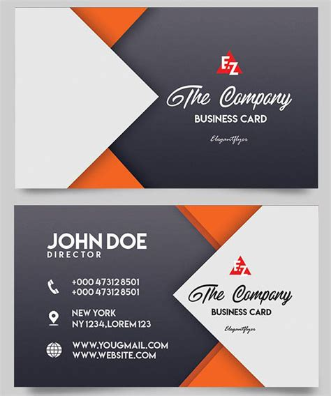 psd multipurpose business cards templates