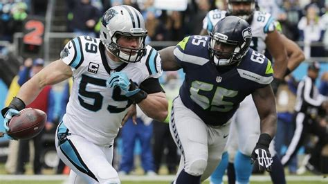 predictions  panthers  seahawks including  score