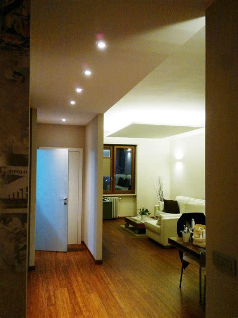 faretti led da soffitto illuminazione led casa illuminare a led gli ambienti con