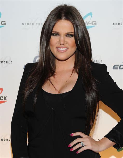 Khloe Kardashian Pink Nail Polish - Khloe Kardashian Nails ...