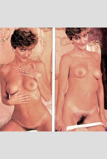 Lady Diana Nude / Celebrity Impersonators Christina Hance & Melissa Campbell — Retro-Fucking